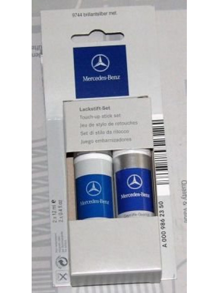 Краска-карандаш Mercedes Touch-up Paint Pencil, артикул A0009862350XXXX
