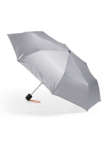 "Складной зонт Volvo Reflective Umbrella 21"", Silver, артикул 30673997"